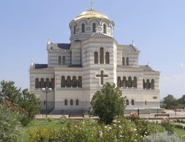 Владимирский собор фото