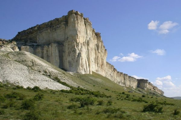 Белая скала (Ак-Кая)