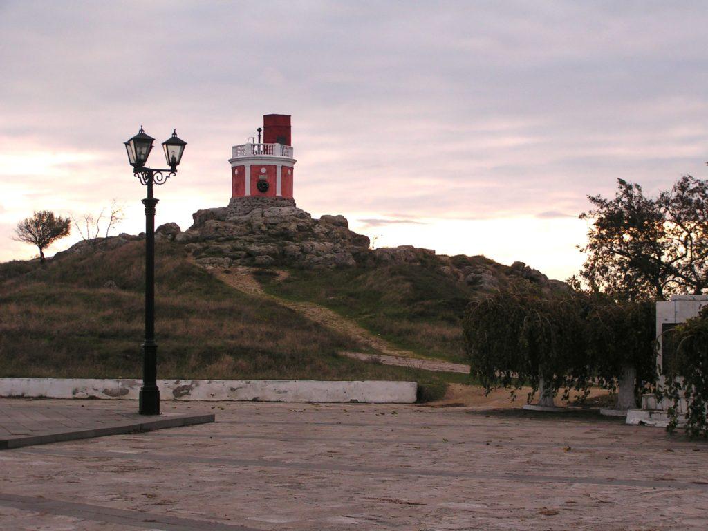 Гора Митридат Керчь