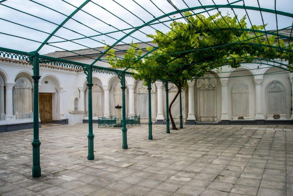 Караимские Кенасы в Евпатории