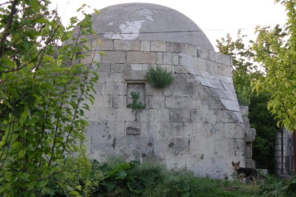 Мавзолей Бей-Юде-Султан