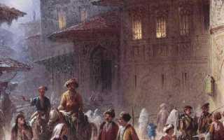 Легенда о происхождении Бахчисарая
