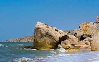 Генеральские пляжи в Керчи