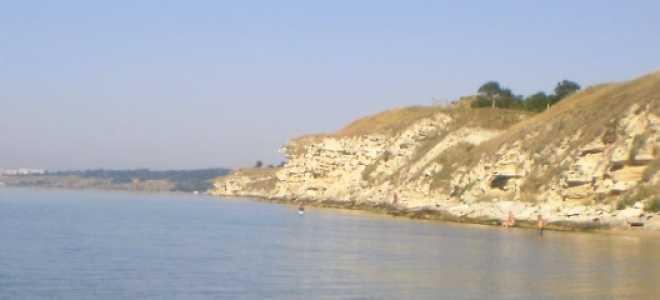 Пляж «Капканы»