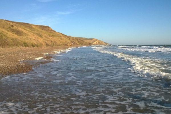Керченский пляж