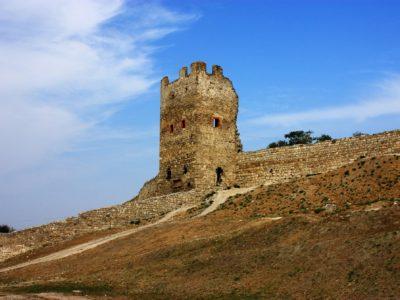 Крепость Арабат феодосия