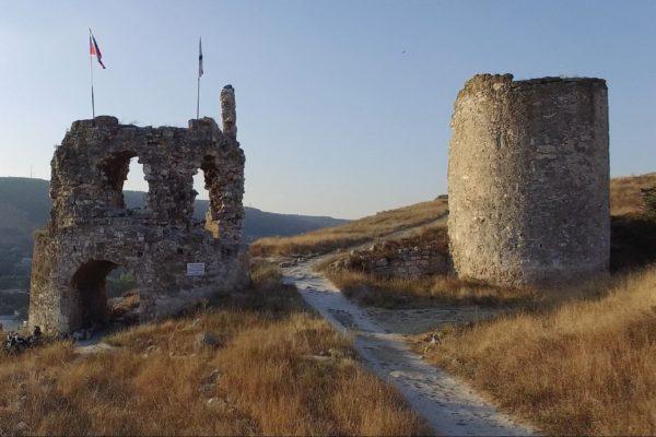 инкерман крепость