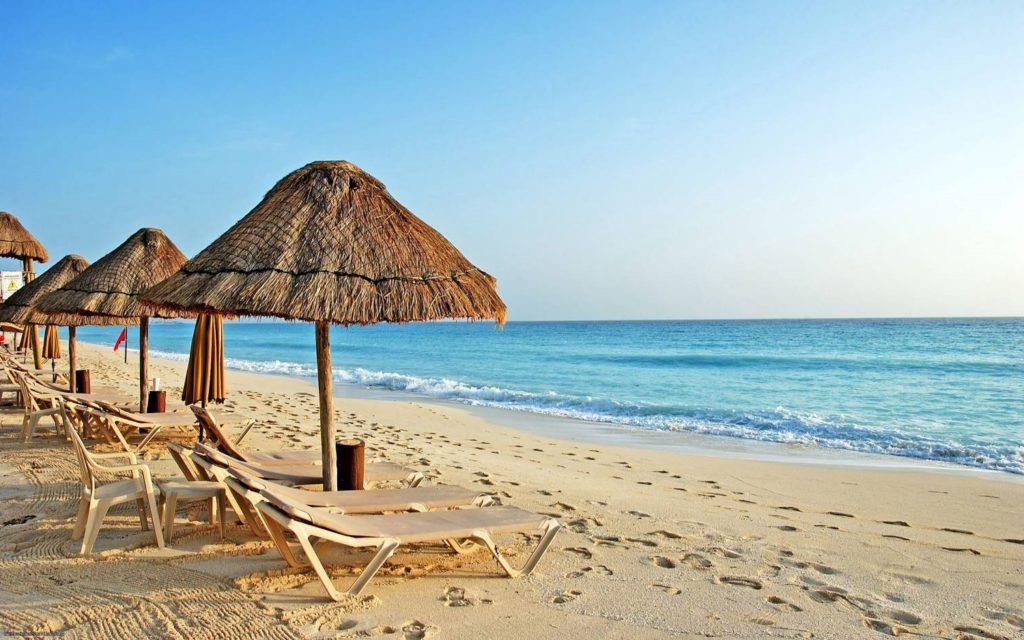 пляжи Саки (Крым)